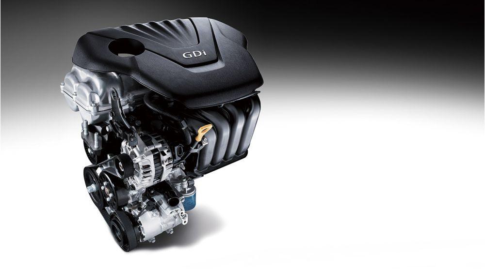 Động cơ xe hyundai accent 2017