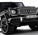 Lịch sử các dòng suv 5 chỗ, 7 chỗ của Mercedes