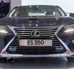 Lexus ES 250, ES350 giá bao nhiêu? Giá lăn bánh?
