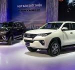 Mẫu xe CUV, SUV 7 chỗ nên mua trong năm 2020