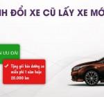 Từ A-Z về quy trình đổi xe ô tô cũ lấy xe Toyota mới
