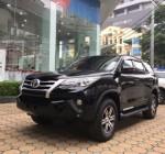 Đánh giá Toyota Fortuner máy dầu số sàn có gì mới?