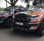 Giá xe Ford Ranger – Phụ kiện, nắp thùng Ford Ranger
