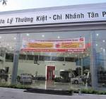 Toyota Hùng Vương – Chi nhánh Tân Tạo