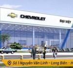 Chevrolet Đại Việt (Miền Bắc)