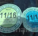 Phạt nặng với lỗi xe ô tô quá hạn kiểm định