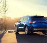 Ấn tượng bởi vẻ đẹp chi tiết Ford ESCAPE 2020 thế hệ mới cao cấp