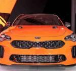 Xe coupe 4 cửa Kia Stinger GTS như một chiếc xe đua thực thụ