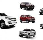 Xe 7 chỗ máy dầu tốt nhất chọn thương hiệu nào?