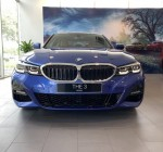 Giá xe BMW 320i, 330i lăn bánh