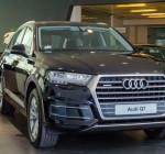 Tư vấn mua xe Audi 7 chỗ