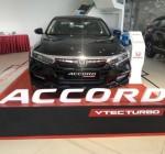 Mua xe Honda Accord trả góp tại các khu vực