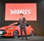 Toyota Yaris 2020 thế hệ thứ 4 mang tính đột phá trên dòng xe nhỏ