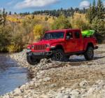 Mua xe Jeep Gladiator trả góp tại các khu vực