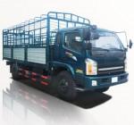 Các dòng xe ô tô tải trên 6 tấn