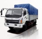 Các dòng xe ô tô tải trên 7 tấn