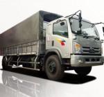 Các dòng xe ô tô tải trên 9 tấn
