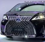 Mua xe Lexus LM300h trả góp