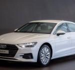 Thông số kỹ thuật xe Audi A7