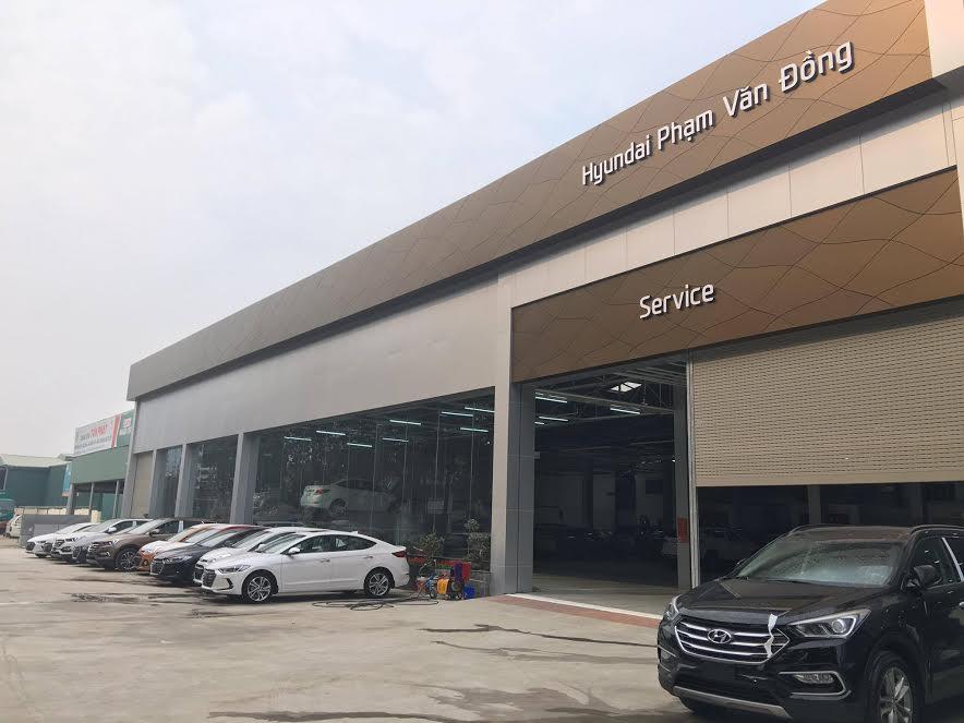 Hyundai Phạm Văn Đồng 7
