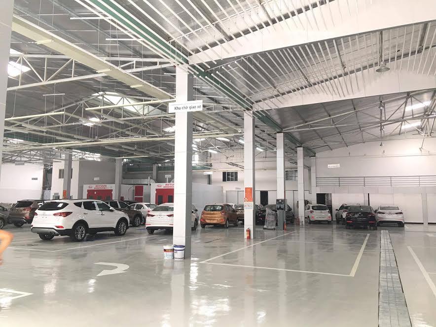 Hyundai Phạm Văn Đồng 8