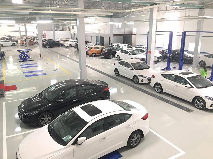 Hyundai Phạm Văn Đồng 9