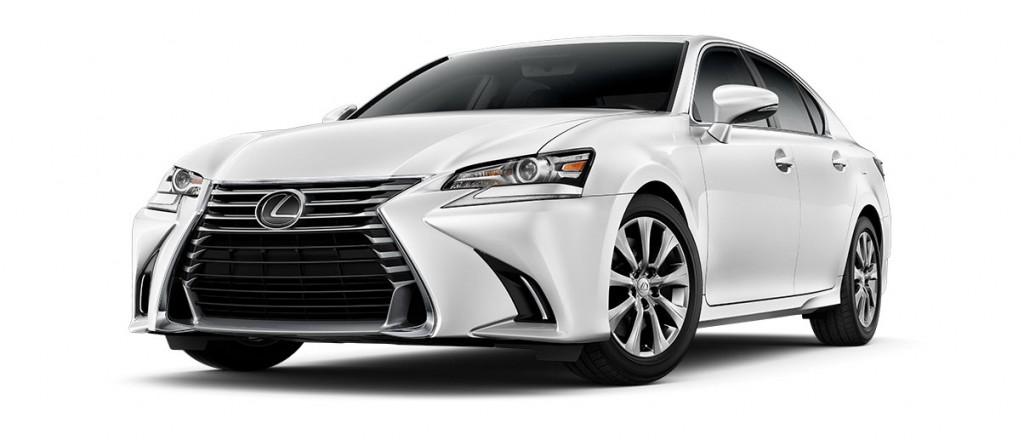 Lexus GS 3