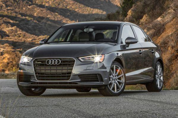Hình ảnh xe Audi A3