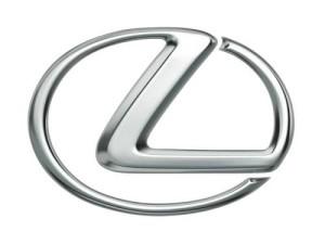 Logo thương hiệu xe ô tô Lexus