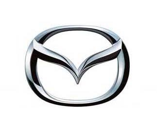 Logo thương hiệu xe ô tô Mazda