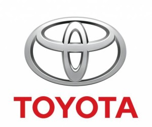 Logo thương hiệu xe ô tô Toyota