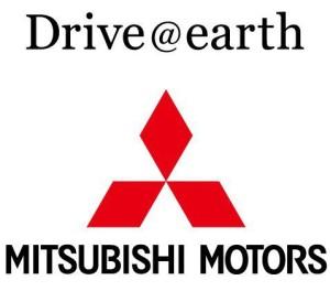 Logo thương hiệu xe ô tô Mitsubishi