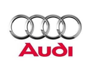 Logo thương hiệu xe ô tô Audi