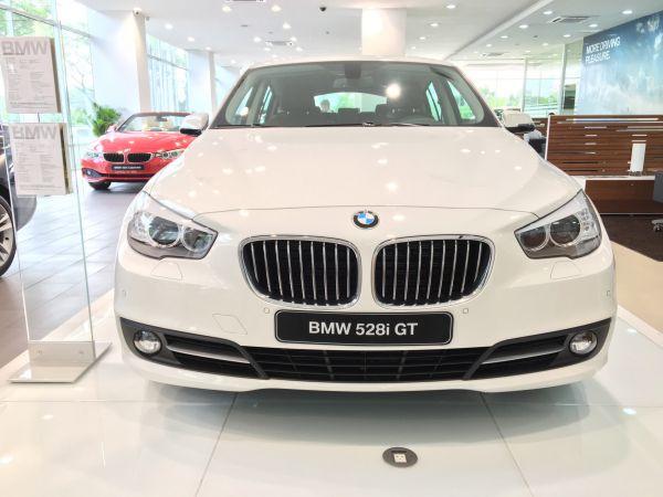 Hình ảnh xe BMW 520i