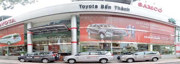 Toyota Bến Thành 2