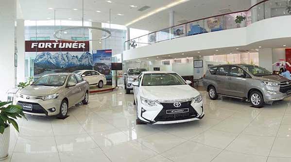 Toyota Bến Thành - Chi nhánh Chương Dương 3