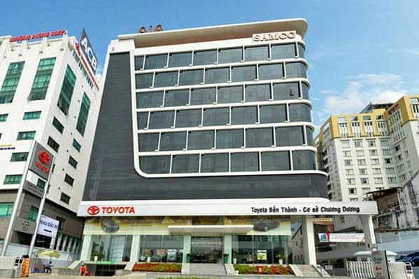 Toyota Bến Thành - Chi nhánh Chương Dương