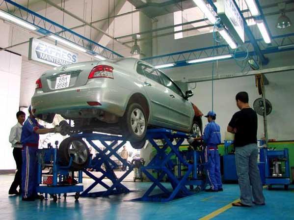 Toyota Biên Hòa - Chi nhánh Cầu Đồng Nai 3