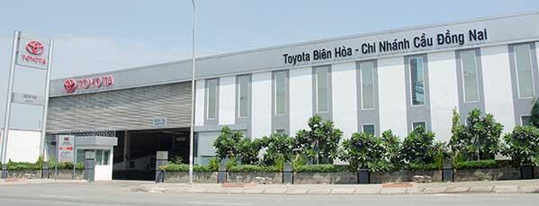 Toyota Biên Hòa - Chi nhánh Cầu Đồng Nai