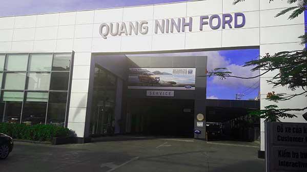 Ford Quảng Ninh