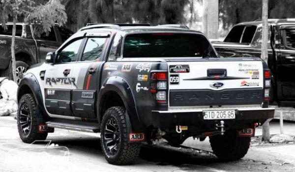Phụ kiện Body Kit cho Ford Ranger