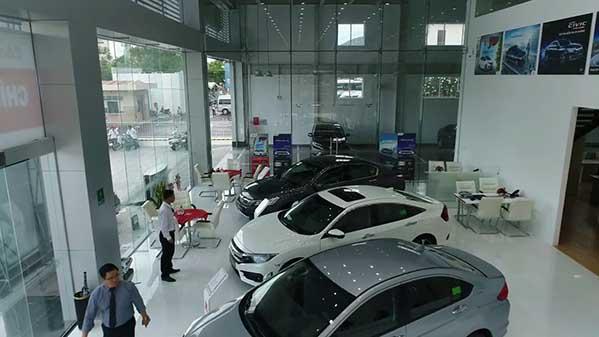 Honda Ôtô Bình Định2