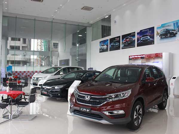 Honda Ôtô Bắc Ninh2