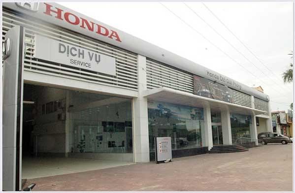 Honda Ôtô Giải Phóng