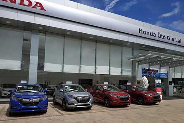 Honda Ôtô Gia Lai1