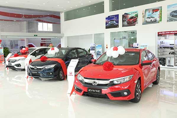 Honda Ôtô Hà Hường (Sơn La)2