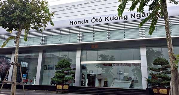 Honda Ôtô Kường Ngân (Thái Bình)