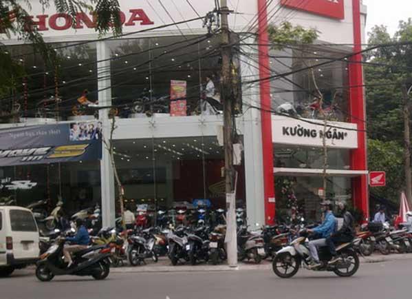Honda Ôtô Kường Ngân (Thái Bình)1