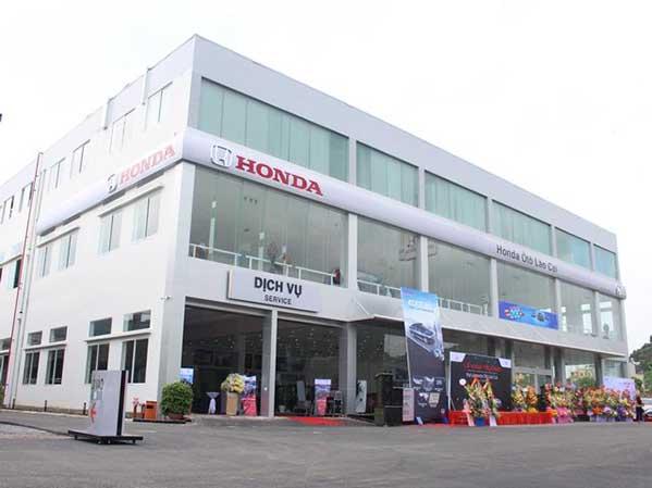 Honda Ôtô Lào Cai