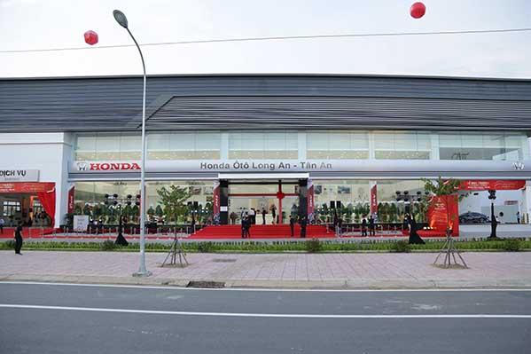 Honda Ôtô Long An - Tân An1